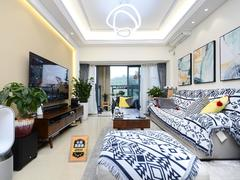 信义金御半山三期 万象汇楼上的家  3室2厅73.9m²精装修二手房效果图