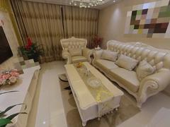 世茂江滨花园瑞景湾 2室2厅87.98m²满五年二手房效果图
