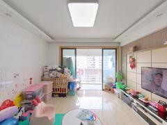 金地梅陇镇 花园精装修安静3房户型格局好采光佳租房效果图