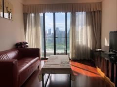 中信红树湾 新出中新红树湾89平两房15500元 看房方便租房效果图
