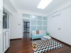 前海铂寓 2室1厅57.44m²整租租房效果图