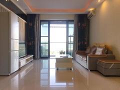 半岛城邦二期 临海精装现代2房2厅保养好家私家电全齐租房效果图