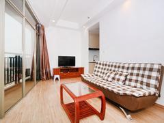 汇悦城公寓 1室1厅0厨1卫 45.0m² 整租出租房效果图