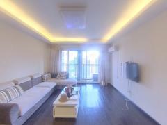 半岛国际 3室2厅1厨2卫 131.54m² 普通装修二手房效果图