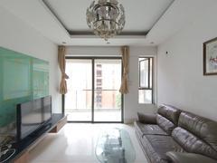 森美时代花园 3室1厅1厨1卫 99.0m² 整租租房效果图