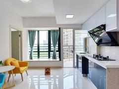天骄华庭 2室1厅 精致装修  看房方便二手房效果图