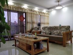 龙光城南区四期 4室2厅108m²整租租房效果图