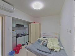 国际名园 一号线 单身公寓 简单装修  总价低  租金高二手房效果图