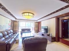 鲁商首府 4室2厅1厨2卫242.0m²精致装修二手房效果图