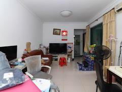 金碧新城花园 2室1厅1厨1卫66.0m²普通装修二手房效果图