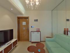恒大海泉湾花园 1室1厅55.66m²精装修二手房效果图