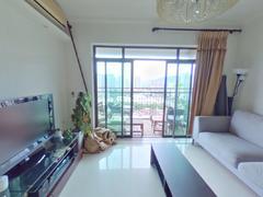 华发新城二期 3室2厅0厨2卫 122.82m² 整租租房效果图