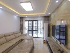 海航城 3室2厅89.18m²精装修二手房效果图