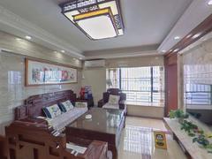 东方明珠城 东南朝向 满五年 精装修 送红木家具  中式装修二手房效果图