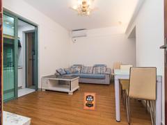 置地逸轩 1室1厅38.73m²整租租房效果图
