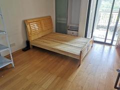 中海康城国际 1室0厅1厨1卫 38.24m² 整租租房效果图