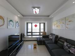 中海塞纳时光 精装修,带家私,居家舒适方便租房效果图