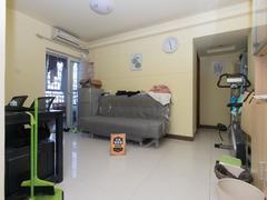国际名园 1室1厅49.2m²精装修二手房效果图