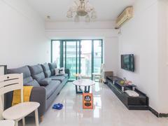 置地逸轩 2室2厅56.88m²整租租房效果图