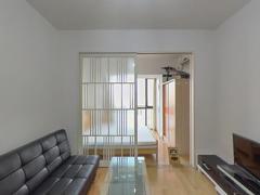 宏发上域 1室1厅35m²整租租房效果图