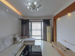 中天国际花园 2室2厅94m²精装修二手房效果图