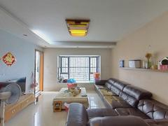 东方明珠城 4室2厅129.16m²精装修二手房效果图