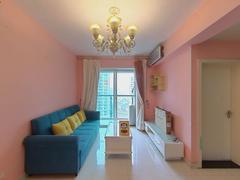 鸿翔花园 业主急卖,精装修1室1厅46.01m²满五年二手房效果图