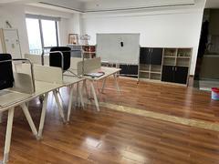 万达广场 1室1厅1厨1卫 53.0m² 整租租房效果图