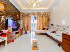 龙光城北区二期 3室2厅1厨2卫102.5m²精致装修二手房效果图