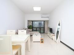 中海塞纳时光 2室2厅73.52m²整租租房效果图