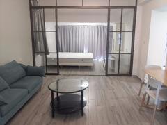前海铂寓 2室1厅78m²整租租房效果图