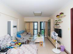 中海康城国际 3室2厅1厨1卫 76.0m² 整租租房效果图