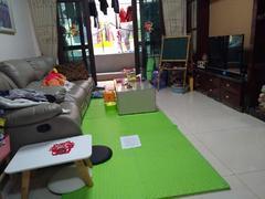 东湖洲花园 3室2厅1厨2卫 100.0m² 精致装修二手房效果图