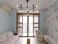 龙光城南区三期 2室2厅1厨1卫 39.8m² 整租租房效果图