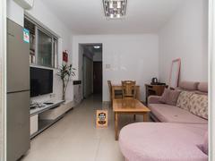 新银座华庭 2室1厅1厨1卫47.6m²整租租房效果图