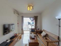 坤祥花语岸 2室2厅65.55m²精装修二手房效果图